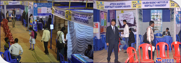 CAREER Gallery Fair 2014